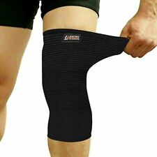 KNEE SUPPORT COMPRESSION SLEEVE COPPER BRACE PATELLA ARTHRITIS PAIN RELIEF GYM