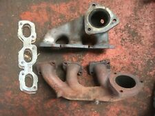 Jaguar X-TYPE  V6  2.1  EXHAUST MANIFOLDS