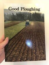 More details for ford fordson tractor ransomes plough ploughing  roadless county book wow look!
