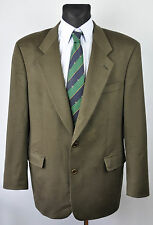 HUGO BOSS by LORO PIANA Cashmere Wool Blazer UK 42 Large Jacket EU 52 Gr. Sakko