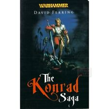 The Konrad Saga David Ferring Omnibus Warhammer book Shadowbreed Warblade (2005)