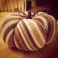 Recycled Sweater Potpourii Pumpkin (Large)