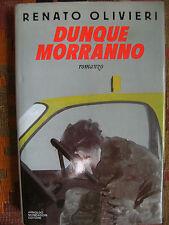 DUNQUE MORRANNO - RENATO OLIVIERI
