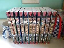 "Lot of 11 RESERVoir CHRoNiCLE ""Tsubasa"" by Clamp Manga Graphic Novels xxxHolics"