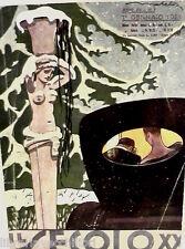 IL SECOLO XX 1 gennaio 1921  Rivoluzioni del 1821 Miretta e Toto Salvator Gotta
