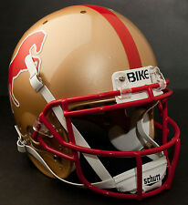 JOE CRIBBS Edition BIRMINGHAM STALLIONS Authentic GAMEDAY Football Helmet USFL