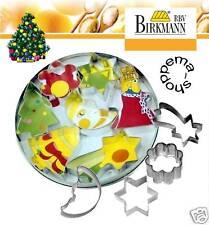 Emporte-pièce gâteaux Moule de cuisson Noël 7 pièces Birkmann