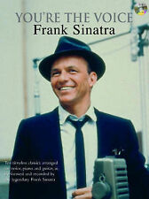 You're The Voice Frank Sinatra Piano Music Book & CD Backing Tracks To 10 Songs