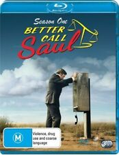 Better Call Saul : Season 1 (Blu-ray, 2018, 3-Disc Set)