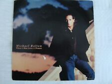 Michael Bolton - When a Man Loves a Woman / Save me - Columbia 6574887