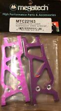 Megatech Part #22163 Aluminum Rear Suspension Arms for the HPI Nitro MT