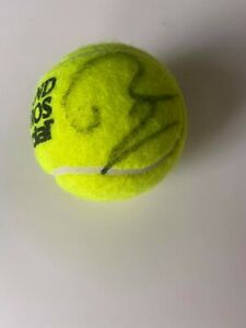 Signed Tennis Ball - Rafael Nadal.