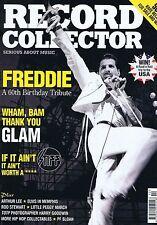 FREDDIE MERCURY / STIFF RECORDS / ROD STEWARTRecord Collectorno.328Oct2006