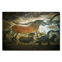 Lascaux Cave Painting Ancient Nice Print Art Silk Wall Poster 13x20 24x36 inch