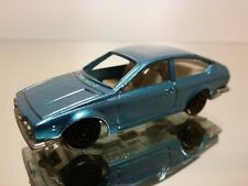 POLISTIL ART RJ48 ALFA ROMEO ALFETTA GT - BLUE 1:66? - GOOD CONDITION