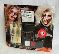 Halloween - Zombie Make Up Kit - Brand New