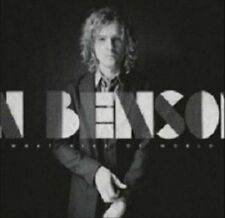 What Kind of World by Brendan Benson (Vinyl, Apr-2012, Readymade Records) SEALED
