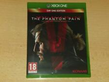 Metal Gear Solid V The Phantom Pain Xbox ** GRATIS UK FRANQUEO ** One
