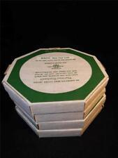 FOUR VTG 1978 Gorham Norman Rockwell Four Seasons Series Collectors Plates MINT