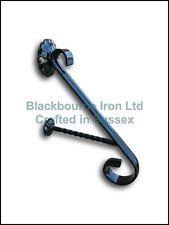 Wrought Iron Decorative Jabez Grab Rail