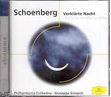 Schoenberg: Verklarte Nacht (Notte Trasfigurata) / Sinopoli - CD