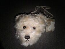 GUND Teddy Bear Purse Teddy Bag  VINTAGE NEW with TAG