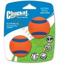 Chuckit SMALL ULTRA Ball Floating Strong Dog Chew Ball Play Fetch