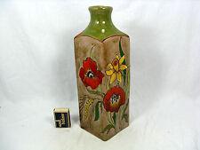 Beautiful/hermosas Erhart schiavon SKK Pottery/cerámica jarrón Italy 29 cm