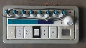 Clipsal C-BUS Test Training Board, SC5000CT TouchScreen, Neo, PC Interface, etc