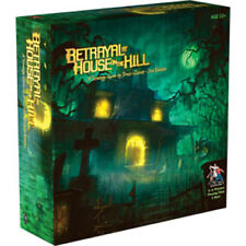 Betrayal at House on the Hill Board Game Brand New