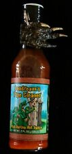 Boudreaux's Pipe Cleaner Hot Sauce with Free Alligator Claw Key Chain Gator