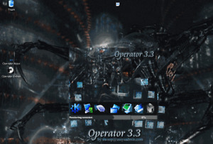 Operator Linux 3.3 OS Live USB Run in RAM Minimal Requirements Security Distro