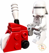 LEGO STAR WARS - FIRST ORDER SNOWTROOPER WITH SNOW BLOWER 75184 ORIGINAL MINIFIG