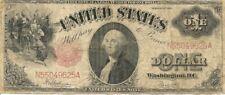 1917 Series One Dollar Bill. <========<<< L@@K!