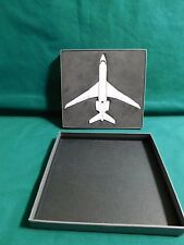 "SUPER RARE ""FALCON 7X"" THE 200th...ARTHUS-BERTRAND AIRPLANE PAPERWEIGHT..."