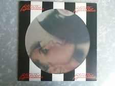 BLONDIE PARALLEL LINES PICTURE DISC 1978 CHP5001 MINT