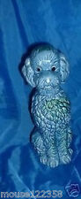 Vintage Poodle or Dog Figurine Japan Cute