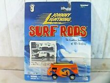 Johnny Lightning Surf Rods Series Huntington Honey's VW Bus   2000