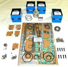 New Mercury/Mariner 40/45/50 HP 4-CYL Powerhead [1970-1997] Rebuild Kit