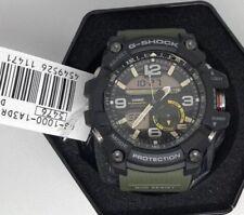 Relojes de pulsera Casio de goma acero inoxidable