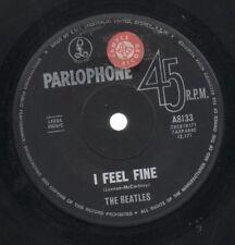 "THE BEATLES   Rare 1964 Australian Promo Only 7"" Parlophone Single ""I Feel Fine"""