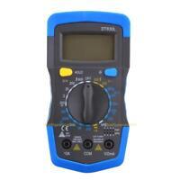 DT830L Digital Voltmeter Ammeter Ohmmeter Multimeter AC DC Volt LCD Tester Meter