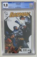 Batman 657 CGC 9.8 First Full Damian Wayne Cover Grant Morrison DC Comics 2006