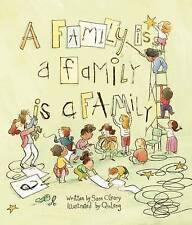 A Family Is a Family Is a Family by O'Leary, Sara -Hcover