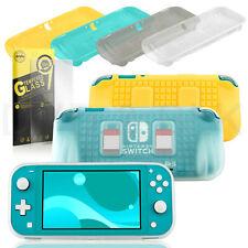 Poliuretano termoplástico protectora Tapa trasera Carcasa De Agarre Para Nintendo Switch Lite 2019 Ultra Delgado Nuevo