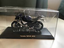 Yamaha YZF R1 2015 1:18 Scale Pre Owned