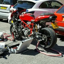 Datatool S4-C1 red Motorbike Alarms Supplied & Fitted Approved 07739540000