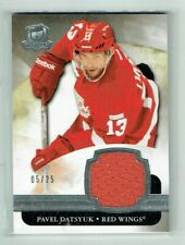 11-12 UD Upper Deck The Cup  Pavel Datsyuk  /25  Jersey