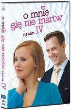 O mnie sie nie martw. Sezon 4(4 disc)POLISH DVD POLISH POLSKI
