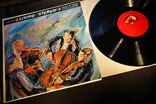 RCA LIVING STEREO SHADED DOG LSC 2378 SCHUBERT DEATH AND THE MAIDEN JUILLIARD 1S